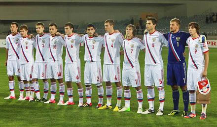 Фильцов и Беляев – в предварительном составе молодежной сборной