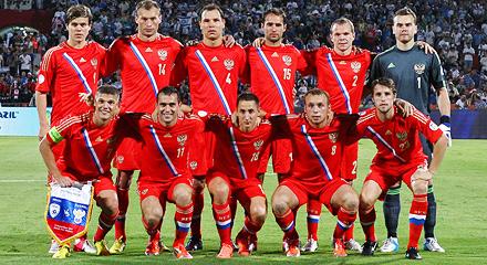 Семь игроков «Локомотива» - в расширенном списке сборной России