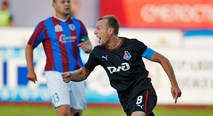 Денис Глушаков: «Матчи с «Динамо» всегда получаются боевыми»