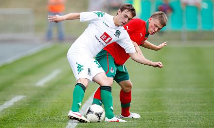 Игроки «молодежки» сыграли за юношескую сборную России