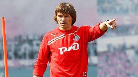 Дмитрий Лоськов подписал новый контракт с «Локомотивом»