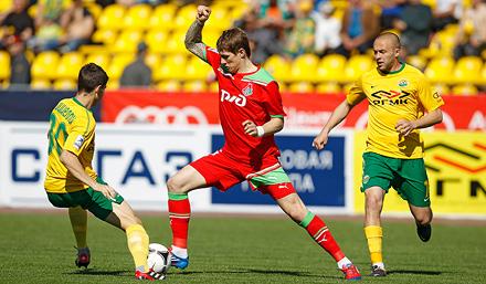 Павлюченко принял участие во втором матче Евро