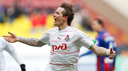 Павлюченко забил в стартовом матче Евро!