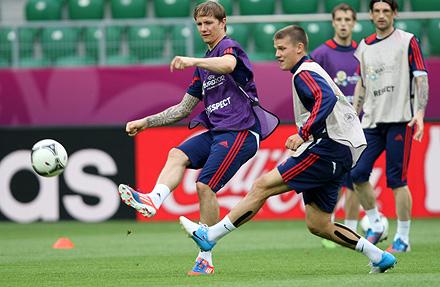 Роман Павлюченко: «Матч с Чехией покажет, на что мы способны»