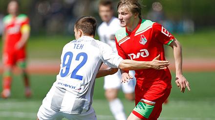 Кирисов и Серасхов сыграли за юношескую сборную
