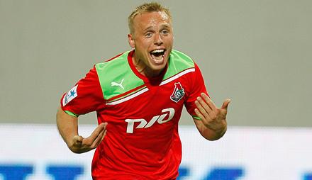 Глушаков, Бурлак и Шишкин вошли в список 33-х лучших футболистов сезона