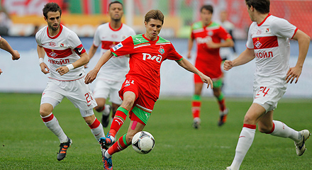 Defeat to Spartak
