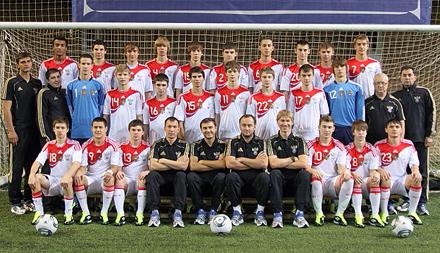 Серасхов и Кирисов вызваны в юношескую сборную России
