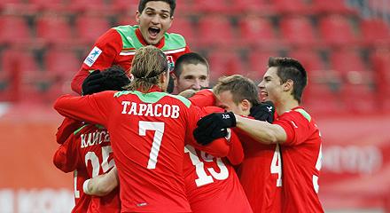 Вернулись в Черкизово с победой!
