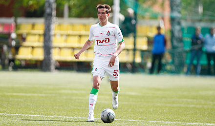 Бурнаш в составе российской «молодежки» вышел в полуфинал Кубка Содружества
