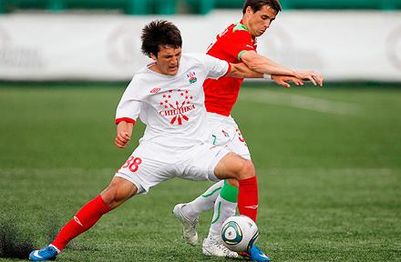 Бурнаш помог сборной России стартовать с победы на Кубке Содружества