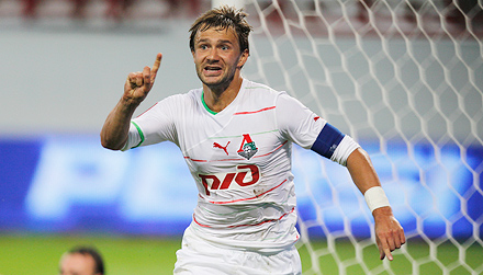 Dmitriy Sychev has signed a new contract with Lokomotiv