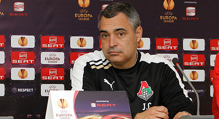 "Jose Couceiro: ""Games against AEK and CSKA have the same importance for us"""