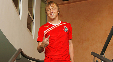 "Renat Yanbaev: ""Lokomotiv is a my team"""