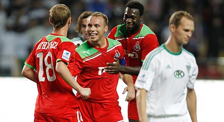 Denis Glushakov: «Match against Terek has proved: we all are one team!»