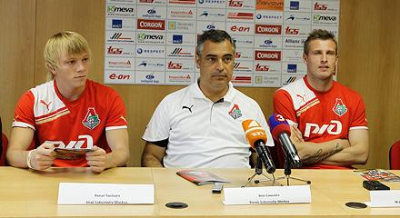 Жозе Коусейру: «Нам надо забить как минимум один гол»