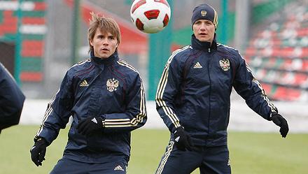 Шишкин, Глушаков и Торбинский вызваны в сборную России