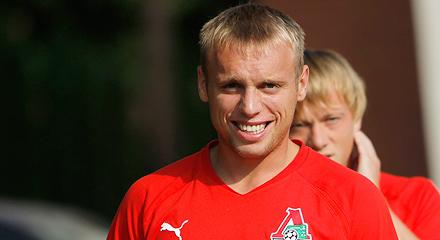 Денис Глушаков: «В матче с «Ференцварошем» нужно выложиться на все 100»