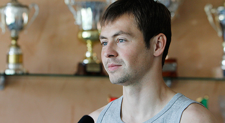 Динияр Билялетдинов: «Как будто никуда и не уезжал»