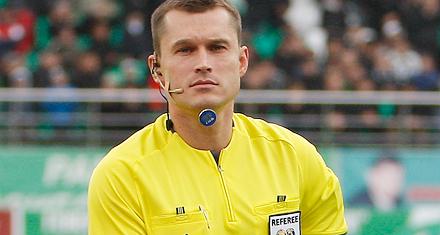 На матч «Локомотив» - «Кубань» назначен Владислав Безбородов
