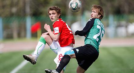 Никита Дубчак: «Главное – забил, помог команде»