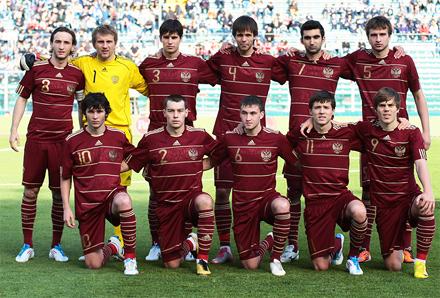 Полоз дебютировал в молодежной сборной