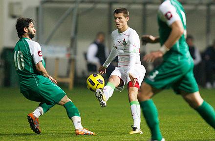 Гатагов и Полоз вызваны в молодежную сборную России