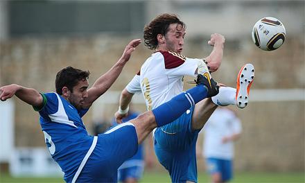 Молодежная сборная выиграла Marbella Cup