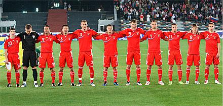 Шишкин и Торбинский – в сборной России