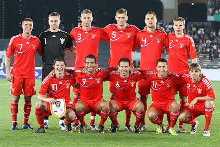 Футболисты «Локомотива» сыграли за сборные