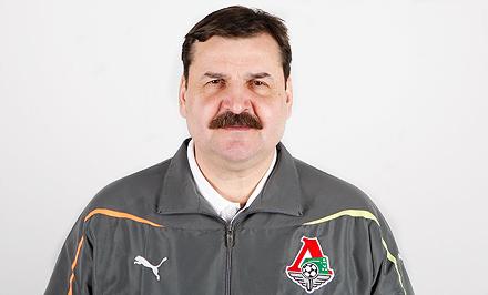 Пополнение в тренерском штабе «Локомотива»