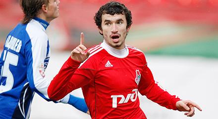 Сослан Джиоев: «Выиграй мы чемпионат России, назвал бы год удачным»