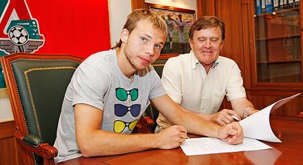 Роман Шишкин стал игроком «Локо»