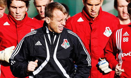 Денис Глушаков: «Играть всегда лучше, чем тренироваться»