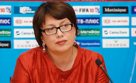 "Olga Smorodskaya: ""We don`t intend to say goodbye to Loskov"""
