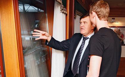 Николай Наумов: «Теперь нет бесконечной скамейки запасных»