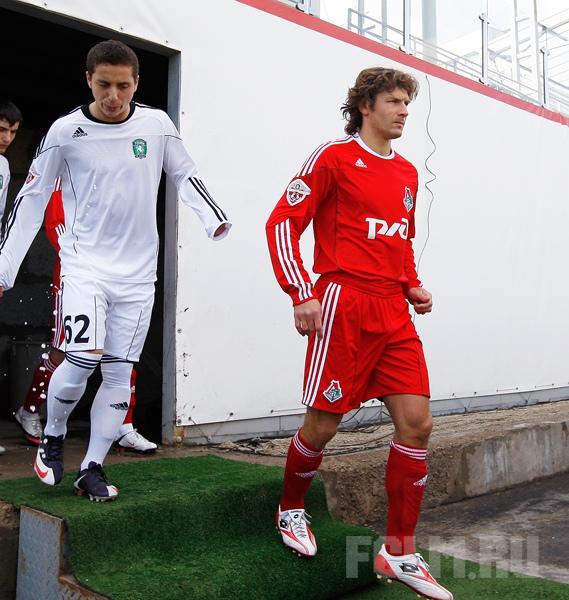 «Локомотив» - «Томь» 3:2