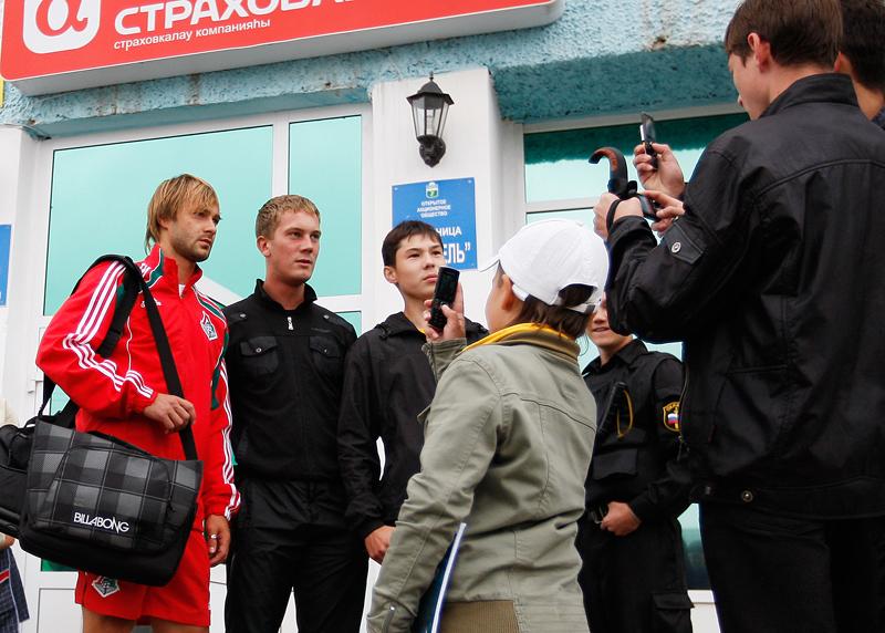 «Горняк» - «Локомотив»  1:0