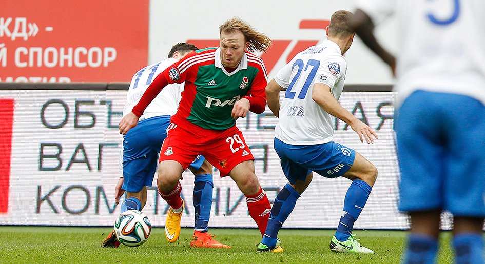 Виталий Денисов сыграл за сборную Узбекистана