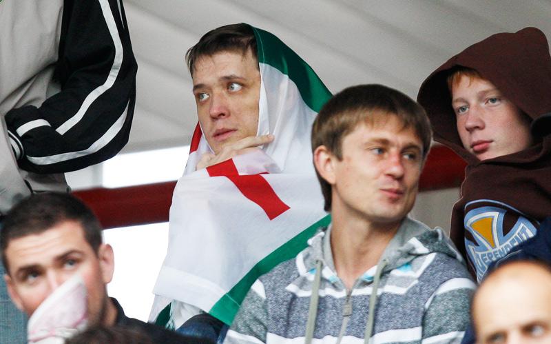 «Локомотив» - «Зенит»  0:3
