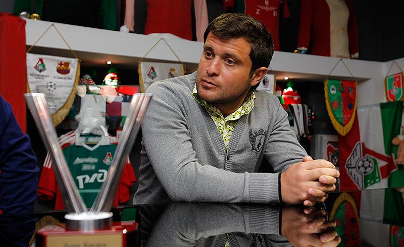 Алан Касаев: «Буду стараться и дальше радовать болельщиков своей игрой» (+видео)