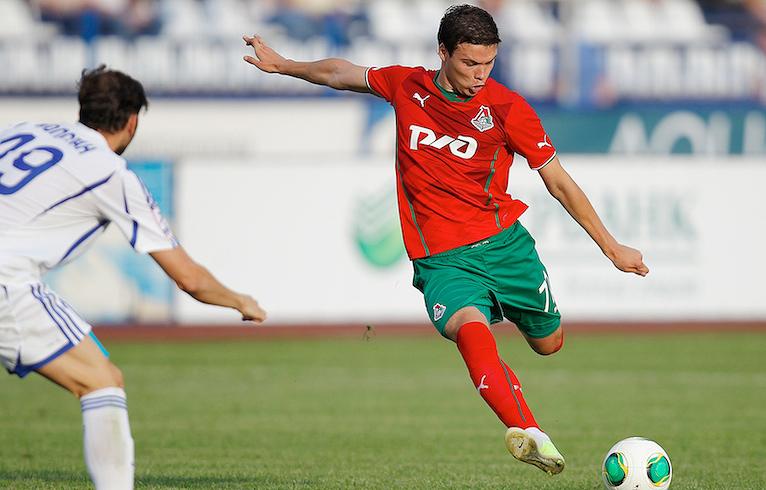 Сергей Ткачев отдан в аренду «Кубани»