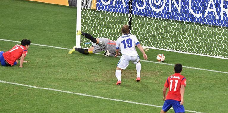 Виталий Денисов завершил выступления на Кубке Азии