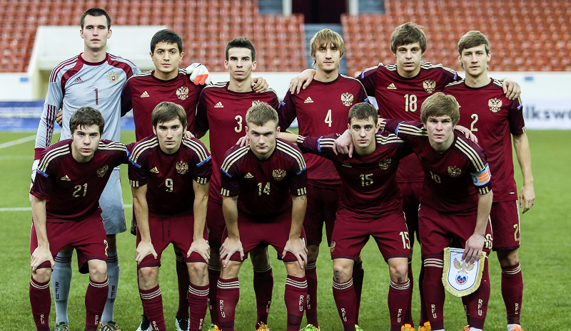 Russia U-21 Fifth At Commonwealth Cup