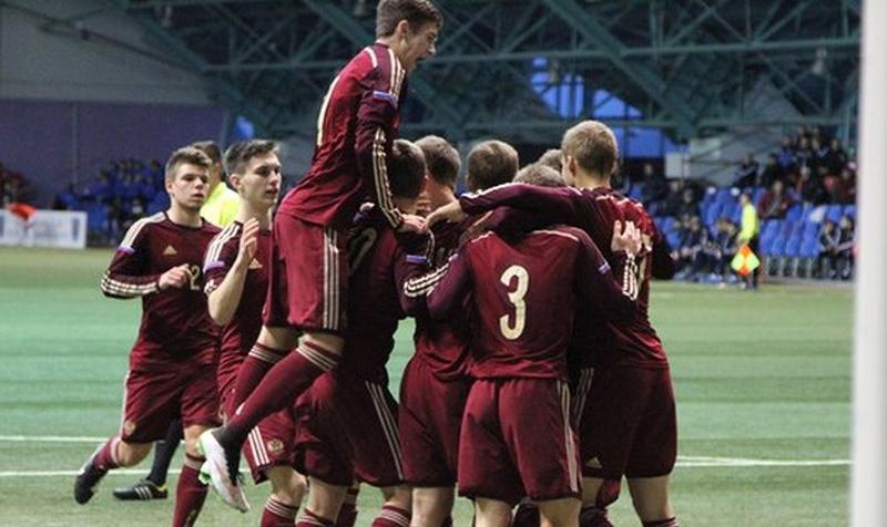Махатадзе принес юношеской сборной победу на Кубке Развития