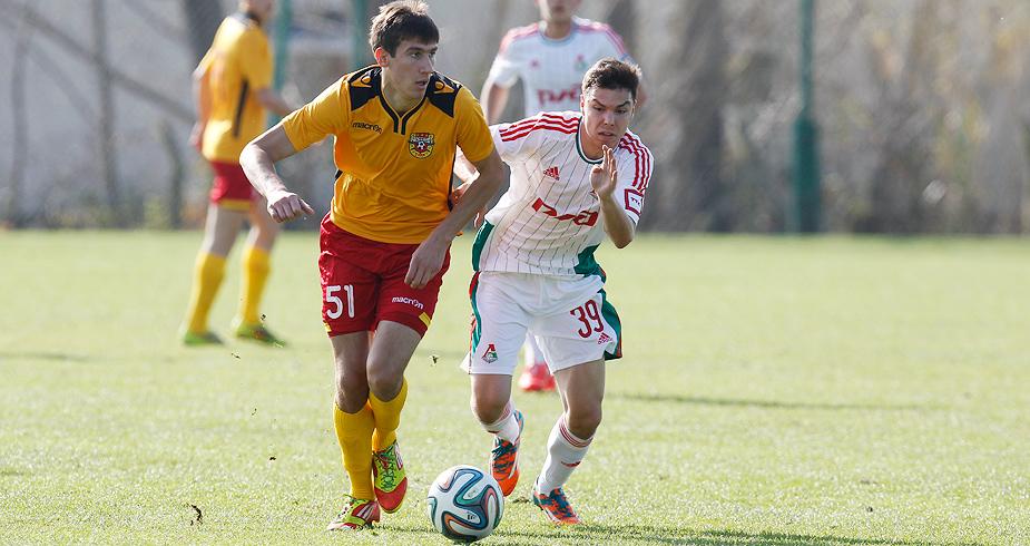 «Молодежка» проведет четыре матча на втором сборе