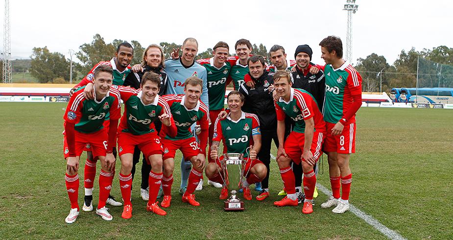 Marbella Cup наш!