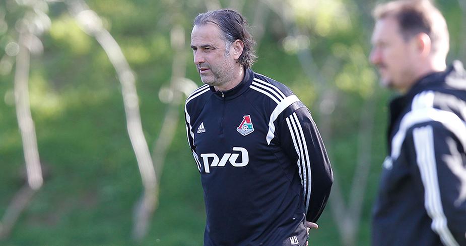 Миодраг Божович: «Амкар» здорово настроился на матч