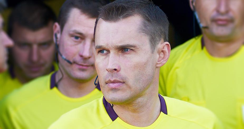 Владислав Безбородов обслужит матч «Локомотив» – «Рубин»