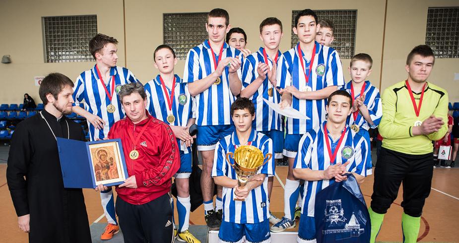 Футбольный турнир в Смоленске